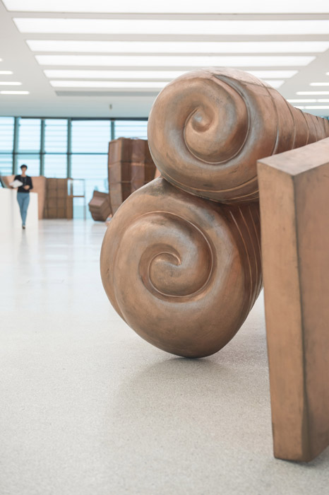 Danh Vo, Fabulous Muscles, Museion, 2013,