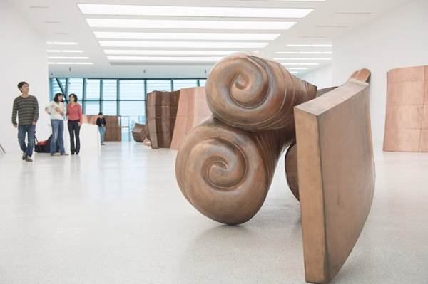 Danh Vo, Fabulous Muscles, Museion, 2013