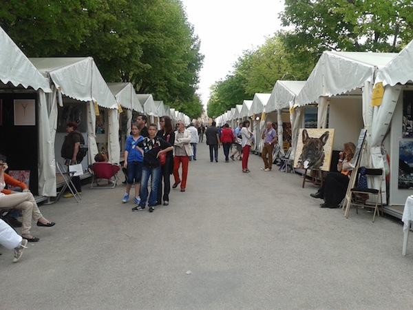 Sm'Art contemporary art fair, Aix en Provence