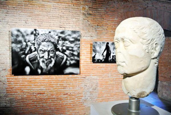 Giancarlo Ceraudo, Mercati di Traiano