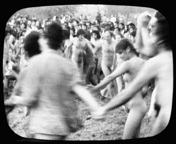 Alberto Grifi. Festival del Proletariato al Parco Lambro. at Castello di Rivoli, Turin