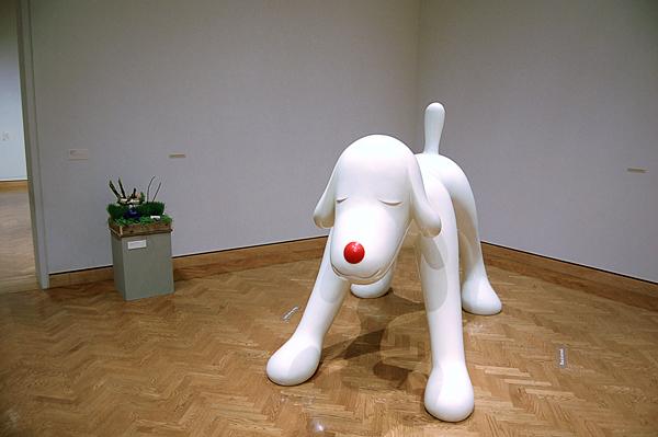 """Your Dog"""" by Yoshitomo Nara"""