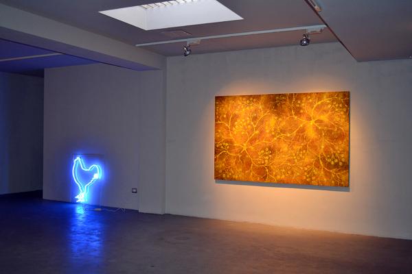 Michele Giangrande, Alberto Di Fabio at OltreDimore gallery