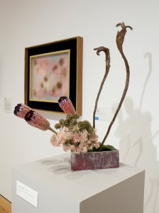 Art in Bloom 2013: Global Nature; floral arrangements