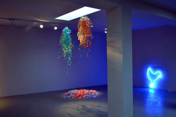 Enrica Borghi at OltreDimore gallery