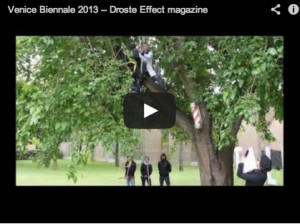 Video of Venice Biennale 2013