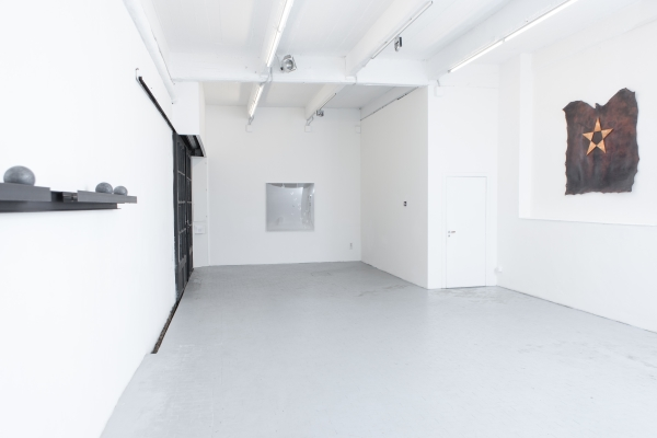 CO2 Gallery, exhibition view