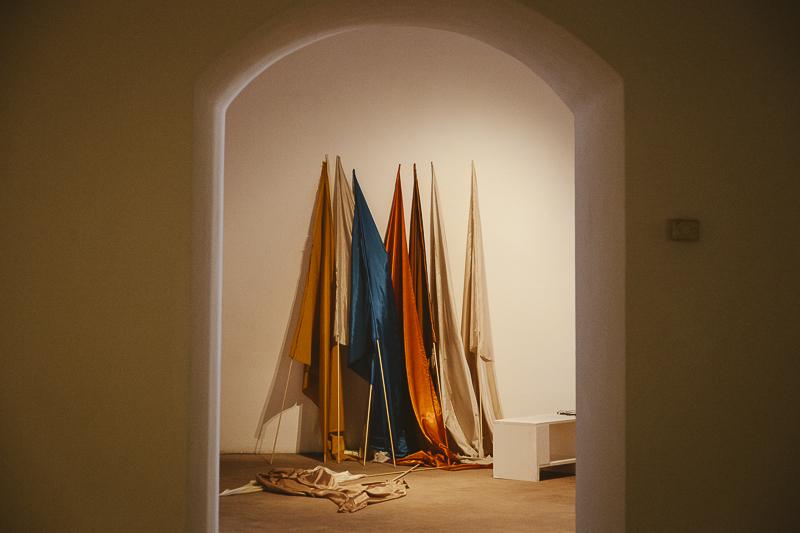Francesca Banchelli, The Sunshine Vineyard (Our Ideal Revolutionary Storm), 2012, Courtesy Tenuta dello Scompiglio, Lucca. Foto: 2013 © Guido Mencari