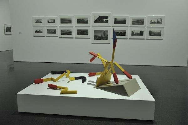 Claes Oldenburg. MACBA