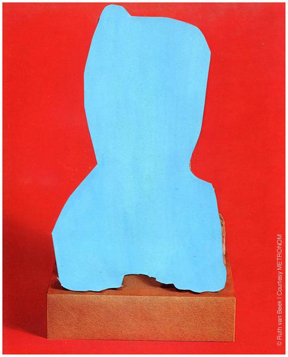 Ruth Van Beek at METRONOM gallery