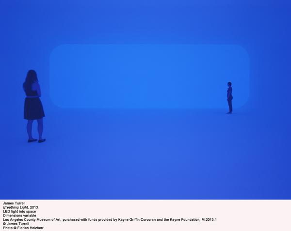 James Turrell at LACMA, Los Angeles