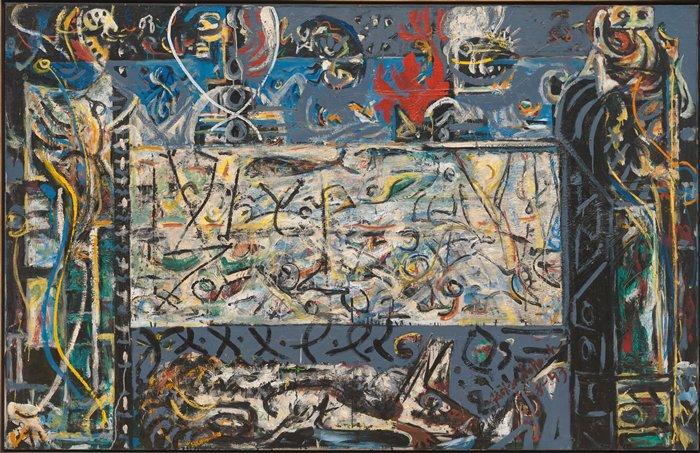 Jackson Pollock, Contemporary Jewish Museum