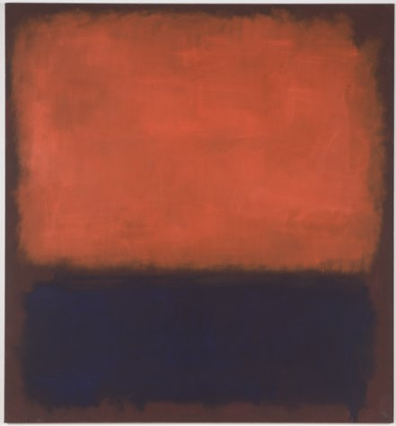 Mark Rothko, Contemporary Jewish Museum