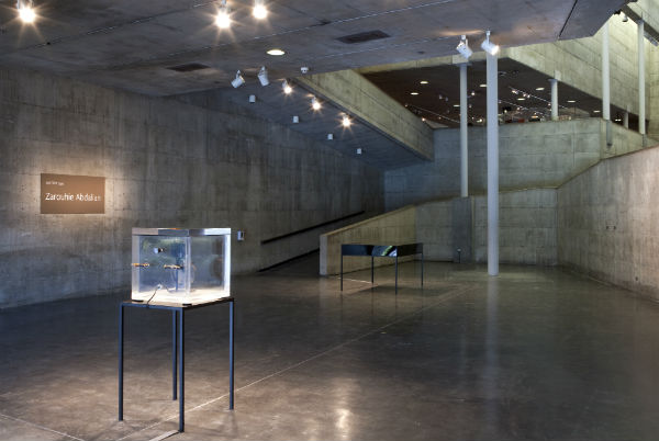Zarouhie Abdalian at Berkeley Art Museum