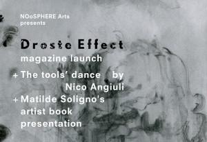Droste Effect magazine launch in New York