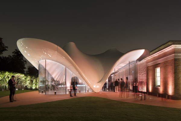Serpentine Sackler Gallery, London