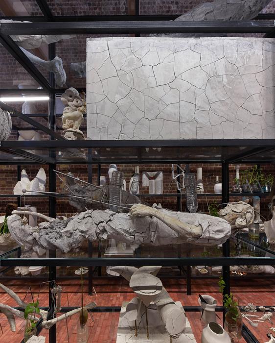 Adrián Villar Rojas, Serpentine Sackler Gallery