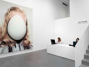 Urs Fischer, Gagosian Gallery