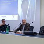 Gino Gianuizzi and Renato Barilli, MAMbo, Bologna