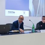 Claudio Marra and Gino Gianuizzi, MAMbo, Bologna