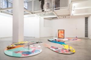 Ludovica Gioscia, Galleria Riccardo Crespi