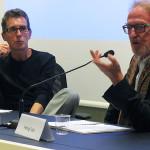 Gino Gianuizzi and Pierluigi Tazzi, MAMbo, Bologna