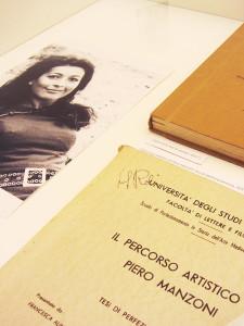 Original publications by Alinovi. MAMbo, Bologna