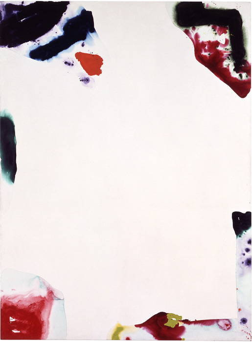 Sam Francis, Five Decades of Abstract Expressionism From California Collections,  Pasadena Museum of California Art, Pasadena