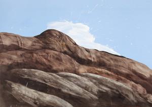Llyn Foulkes, Andrea Rosen Gallery