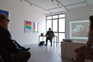 Franco Vaccari, Generazione Critica 2013
