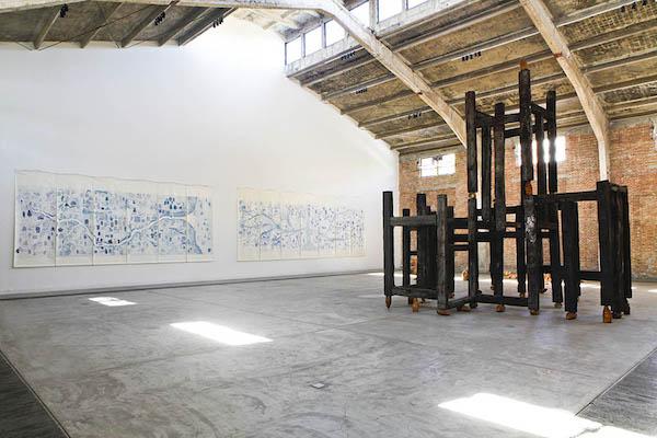 Qui Zhijie, Galleria Continua