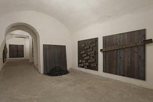 Jannis Kounellis, Fondazione Volume!