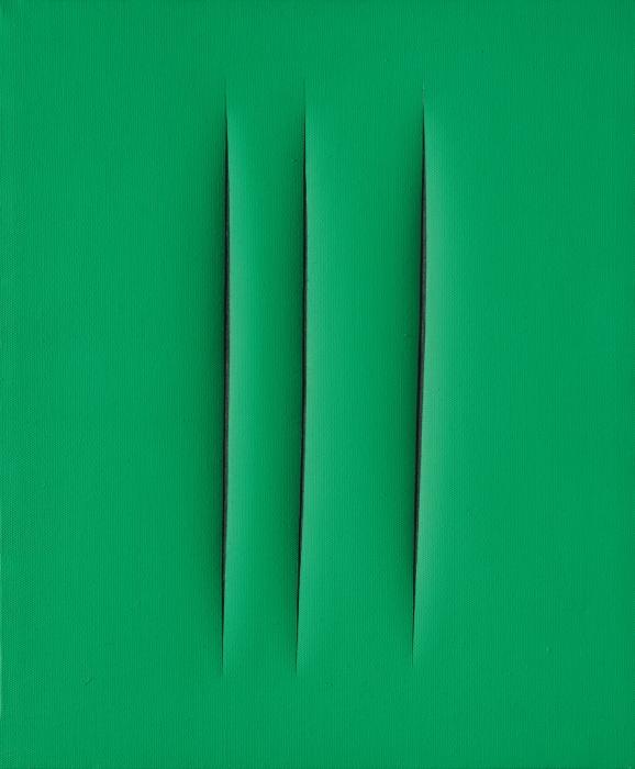 Lucio Fontana, FlashBack, Mazzoleni Galleria d'Arte, Torino
