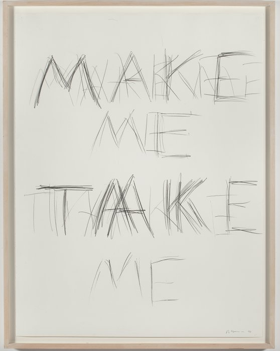 Bruce Nauman, The Museum of Contemporary Art