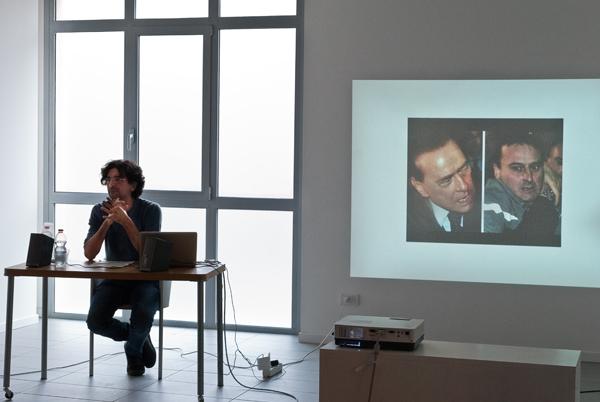 Sergio Giusti, Generazione Critica 2013