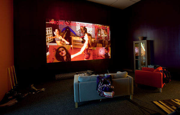 Ryan Trecartin and Lizzie Fitch, Room to Live, The Museum of Contemporary Art