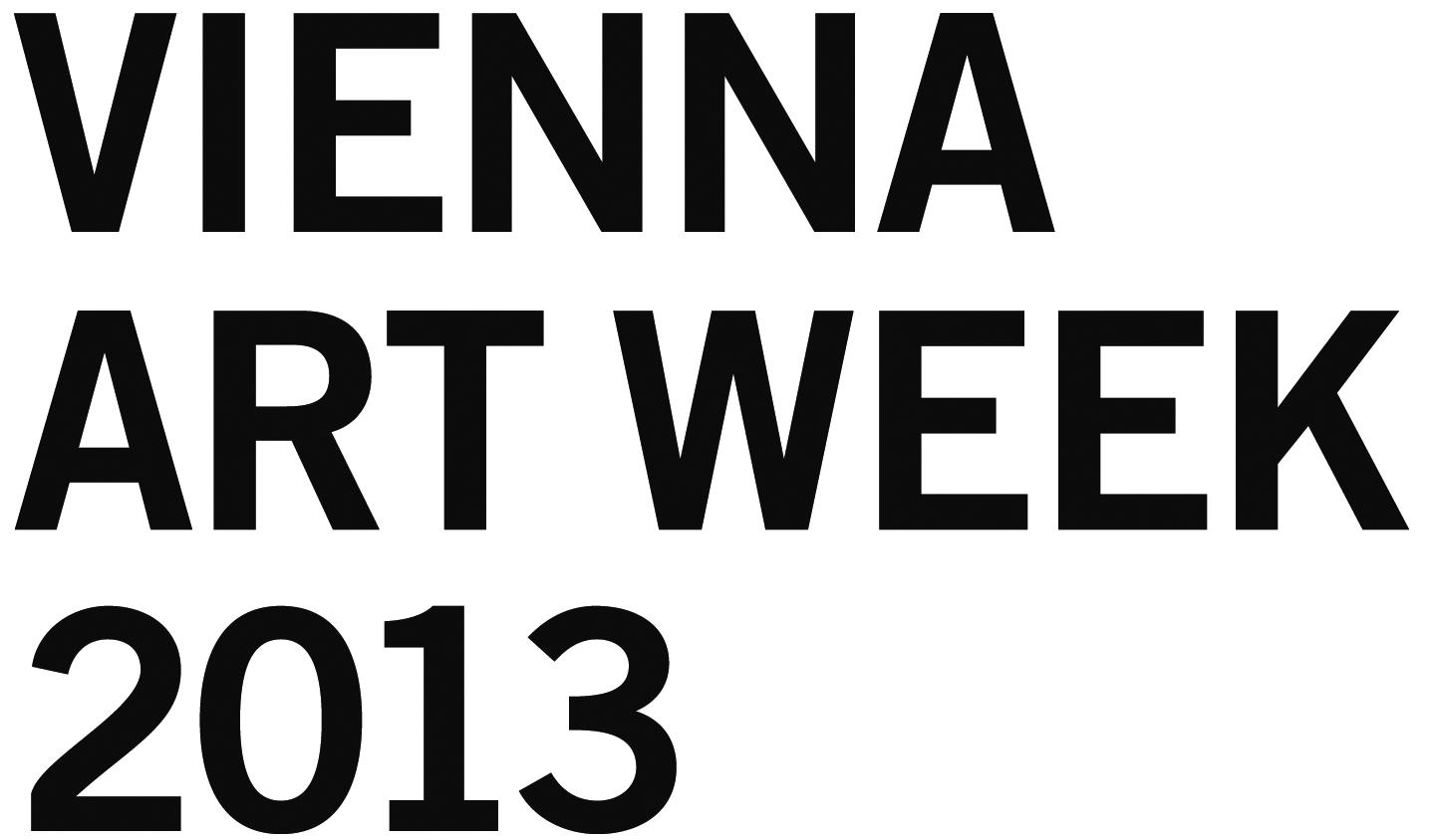VIENNA ART WEEK Logo Design: Perndl+Co