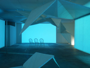 The Project Space at Young Project Gallery