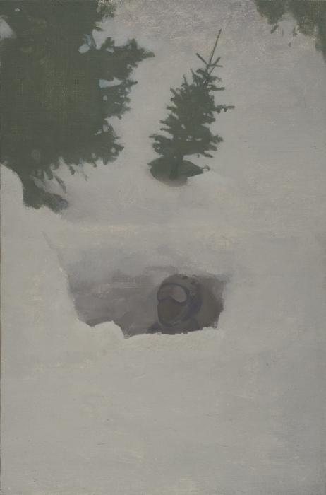 Victor Man, Certain Way to Fade Away 2005, Gen X, Galleria d'Arte Moderna e Contemporanea Repubblica di San Marino