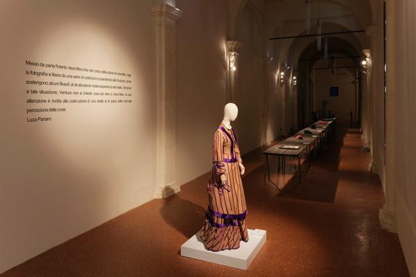 """Paolo Ventura, """"L'archivio ritrovato di V.P.,"""" curated by Luca Panaro at Museo Palazzo dei Pio"""