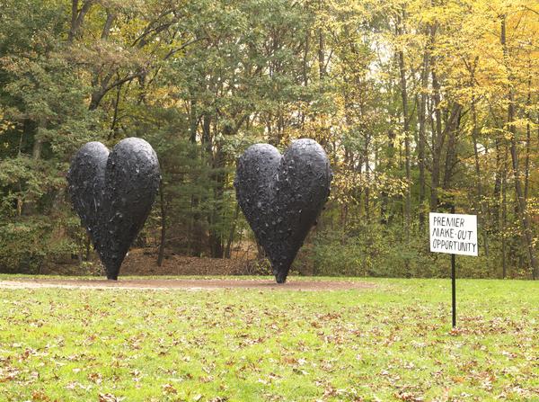 Pat Falco, deCordova Sculpture Park and Museum