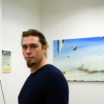 Mattia Barbieri, (galleria +) oltredimore, Arte Fiera 2014