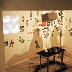 Panem Et Circenses, (galleria +) oltredimore, Arte Fiera 2014