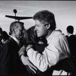 Bill Clinton, Andrea Cairone, Galleria Civica di Modena