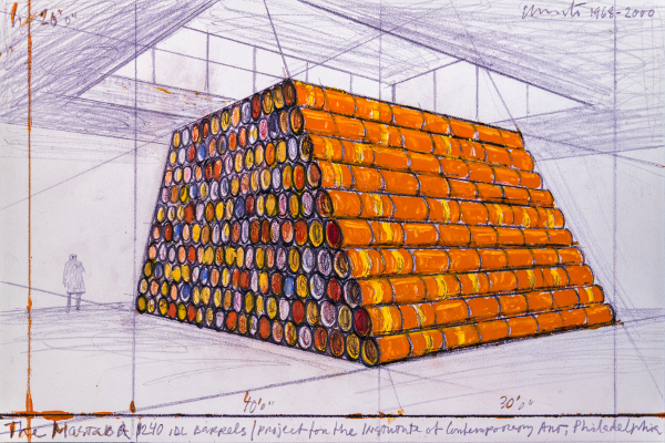 Christo and Jean-Claude, Museum of Contemporary Art San Diego