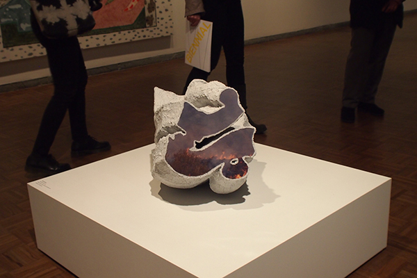Carol Jackson, Whitney Museum of American Art
