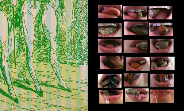 Charlie Billingham & Mitra Saboury, Jealous and Saatchi Gallery