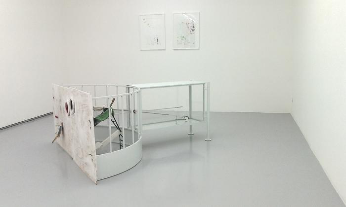 John Bock, Galleria Giò Marconi