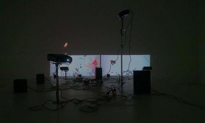 Ian Cheng, Work in progress, Triennale, Milan