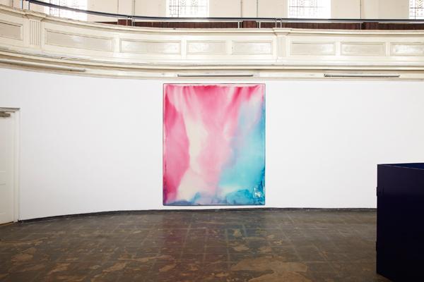 Sam Falls, Zabludowicz Collection London